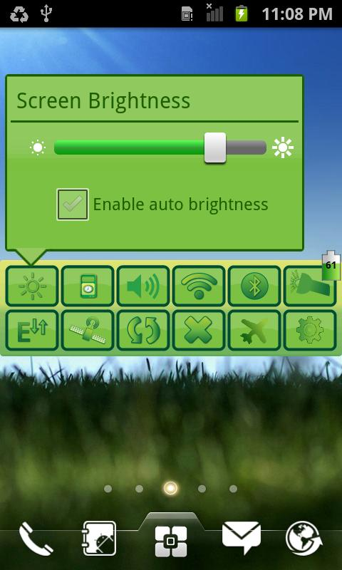 aBattery Eco Power Saver - screenshot