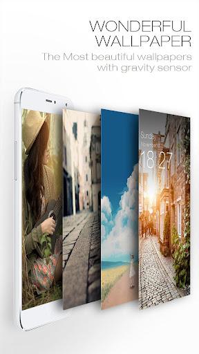 玩個人化App|ZUI Locker-Elegant Lock Screen免費|APP試玩