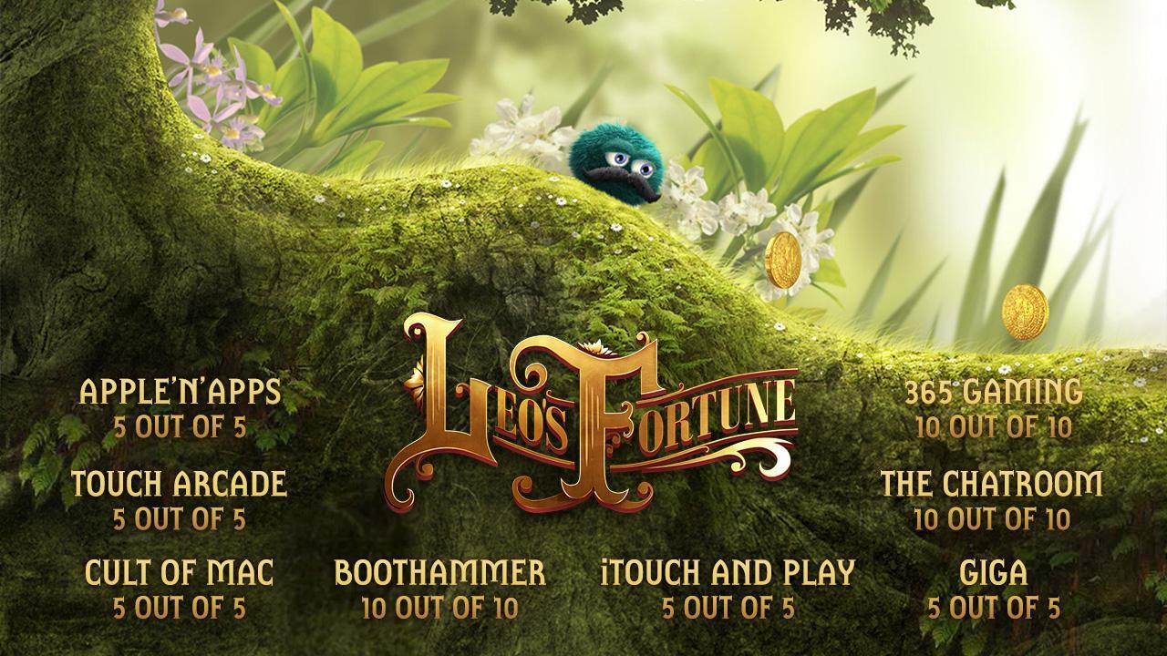 Leo's Fortune screenshot #6