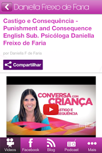 Daniella Faria- screenshot thumbnail