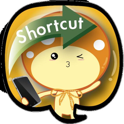 aShortcutApp 工具 App LOGO-硬是要APP