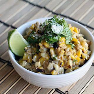 Mexican Creamed Corn.
