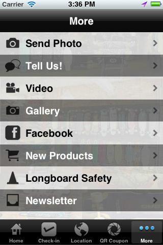 Longboard Loft - screenshot