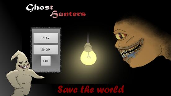 Ghost Hunters Pro