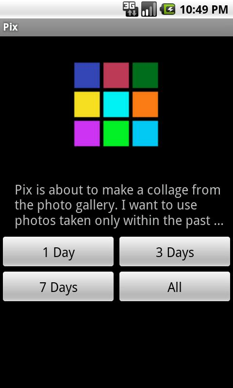 Pix - Photo Collage Creator - screenshot