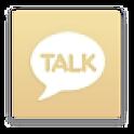카카오톡 모카신 테마 icon