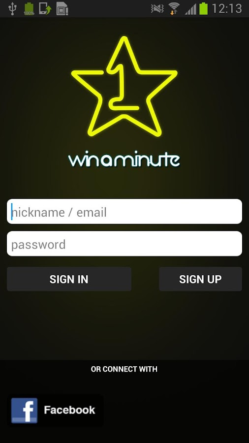 winaminute - screenshot