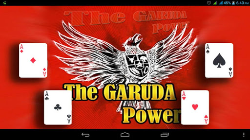 Garuda Solitaire Game