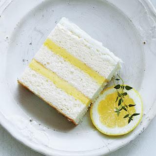 Lemon-Thyme Curd Filling