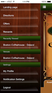 Boston Coffee House- screenshot thumbnail