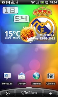 Weather-Watch Widget - screenshot thumbnail