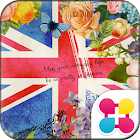 英倫國旗 可愛主題・桌布 icon