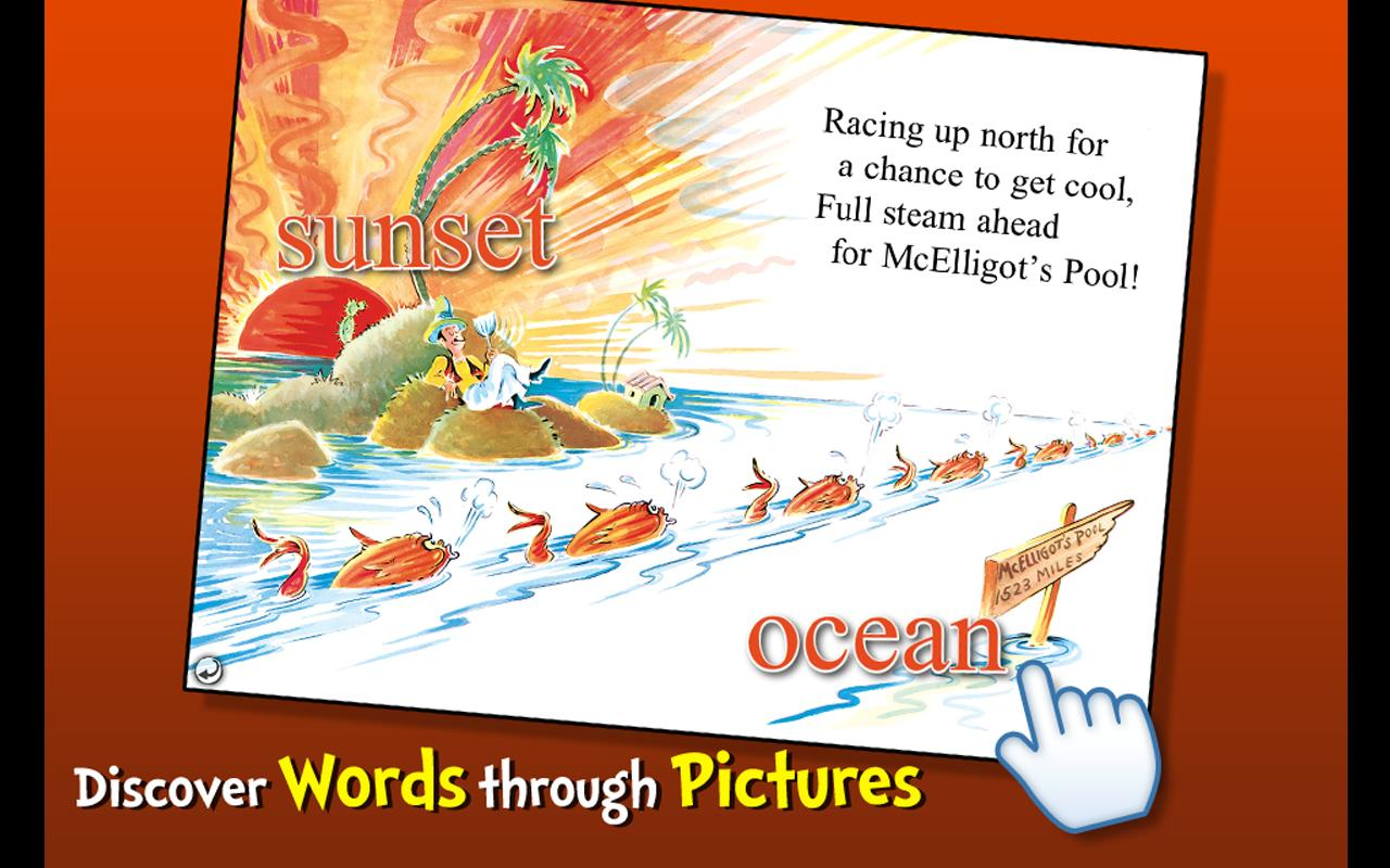 McElligot's Pool - Dr. Seuss - screenshot