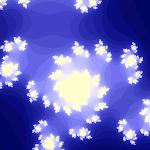 Julia set fractal renderer