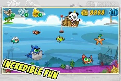 Fishing Panda- screenshot thumbnail