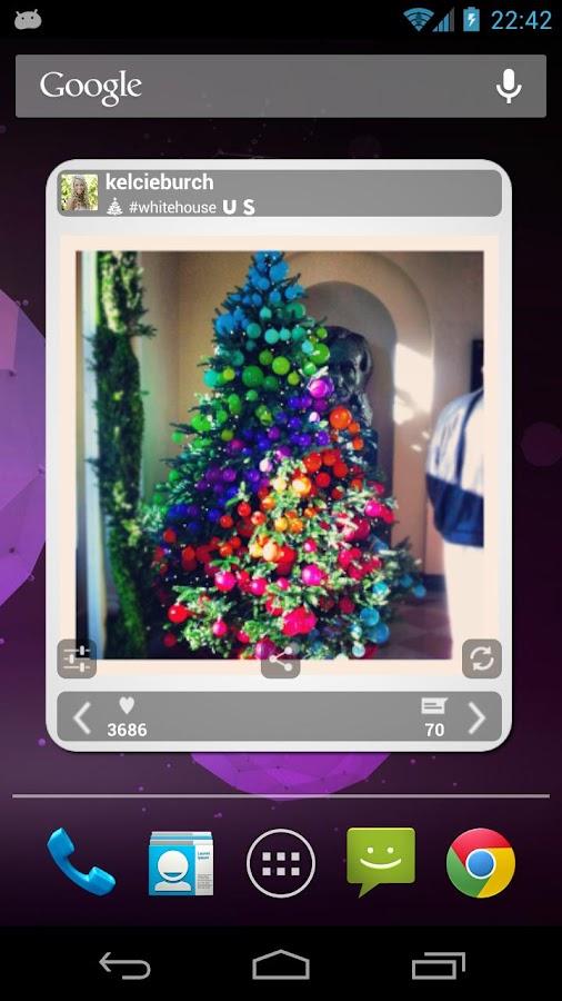 GramWidget - Instagram Widget- screenshot