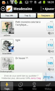 Mes Dessins - screenshot thumbnail