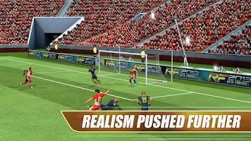 Screenshot of Real Soccer 2013