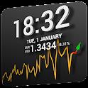 3S Exchange Rates Chart Widget icon