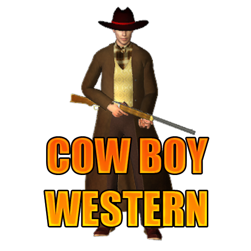 Cowboy Western Wild West Coast