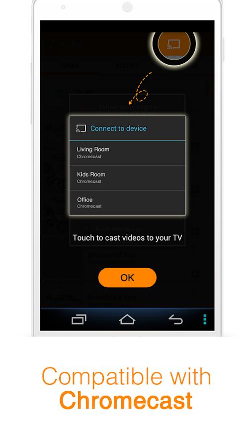 Zimly: Home Media Cloud - screenshot