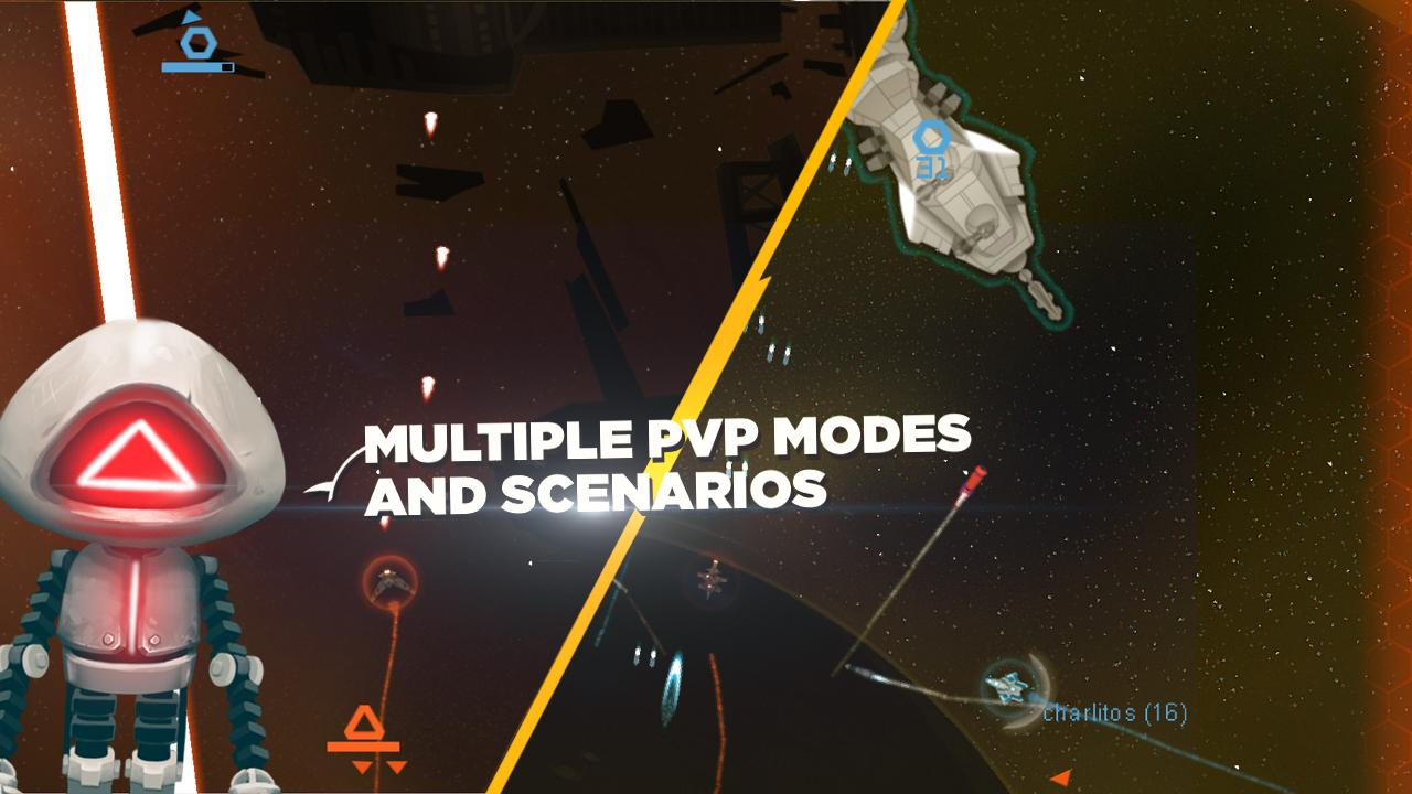 Pocket Fleet Multiplayer - screenshot
