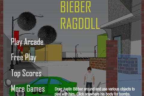 Bieber Ragdoll screenshot #1