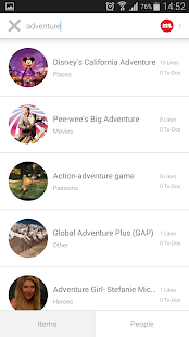 CircleMe: interests & passions - screenshot thumbnail