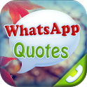 WhatsApp Quotes icon