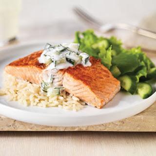 20-Minute Skillet Salmon
