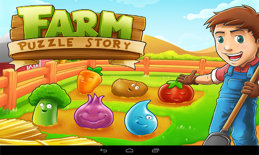 Farm Puzzle Story Match 3 Game - screenshot thumbnail