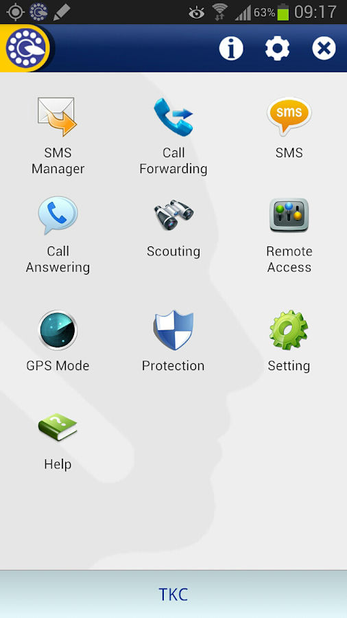 teraPhone Smart Mobile Tools - screenshot
