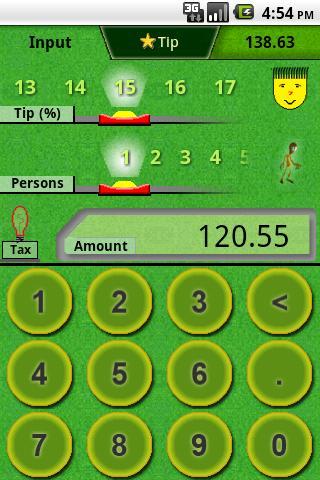 Tip free- screenshot