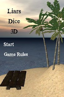 Liar's Dice 3D - screenshot thumbnail