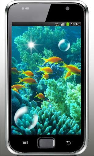Underwater Oceanic Life LWP