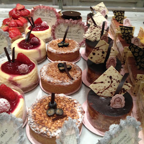 At the Shakespeare by Shelina Khimji - Food & Drink Candy & Dessert ( cheesecake, mocha, food, chcolate, yummy, dessert,  )