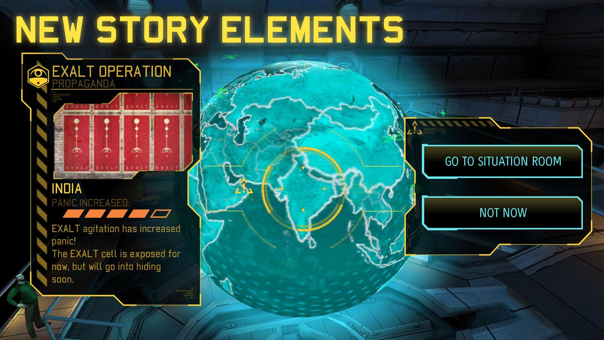 XCOM®: Enemy Within screenshot #13