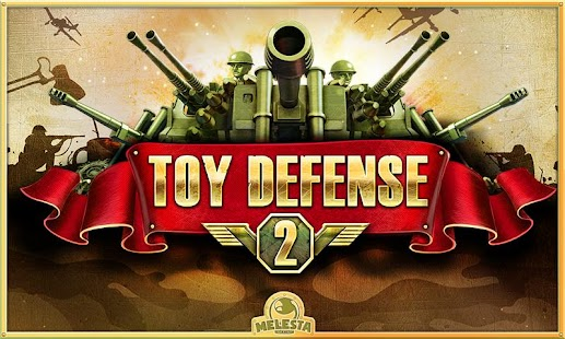 Toy Defense 2 Free - screenshot thumbnail