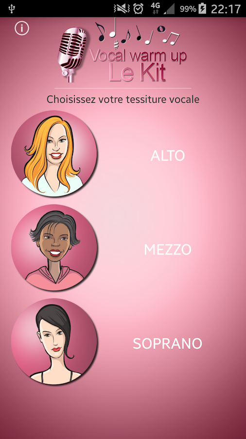 """Le kit"" lite female voices- screenshot"