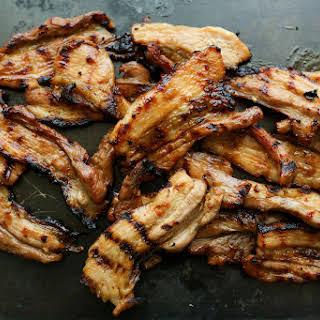 Grilled Pork Belly Recipes.