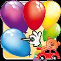Baby Balloons Globos icon