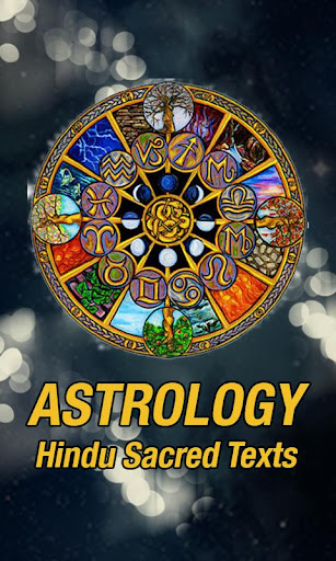 Astrology Hindu Sacred Texts