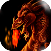 Dragon Fire Wallpaper Live