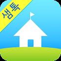 샘톡 쌤톡 SamTalk-학생 교사 출결 수납 학원관리 icon
