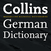 Collins German Dictionary TR