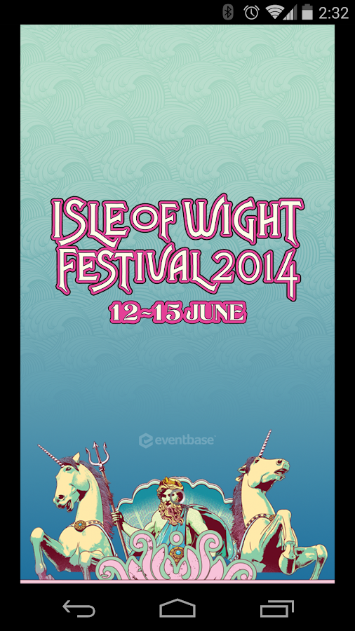 Isle of Wight Festival - screenshot