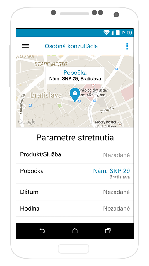 SmartBanking- screenshot