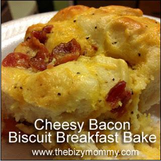 Biscuit Breakfast Bake