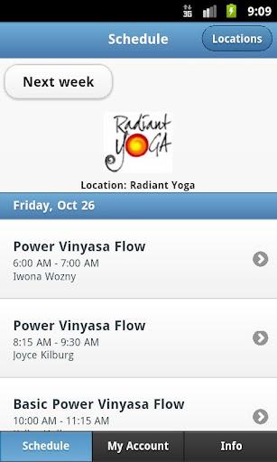 Radiant Yoga
