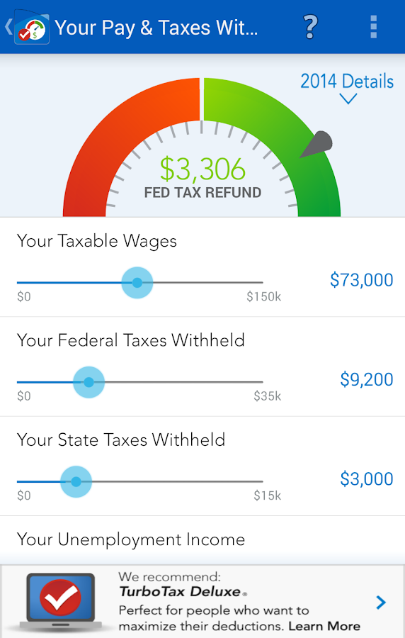 how to estimate you tax return